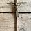 Thumbnail: Vintage German brass chapel cross