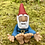 Thumbnail: Grandpa Gnome hand crafted figure by Nathan Monk