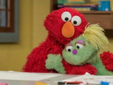 Sesame Street takes on opioids crisis as new muppet Karli's mother battles addiction