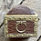 Thumbnail: Antique metal pirate chest treasure box