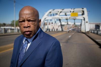 John Lewis, civil rights icon and US congressman, dies at 80