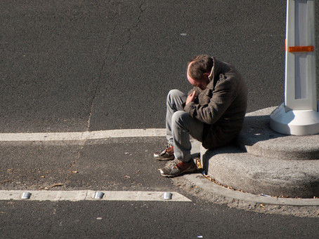 We should stop using the word 'homeless' to describe people