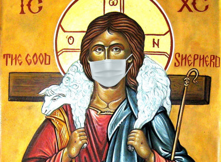 Jesus would wear a mask to save others and if you are a Christian you should follow that example