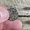 Thumbnail: Sterling silver sand dollar pendant