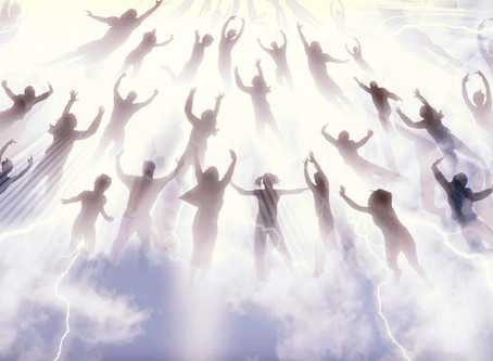 If you grew up like me you might have rapture anxiety and you probably thought you were alone