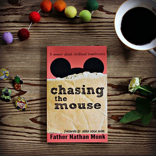 Chasing the Mouse - Signed Copy