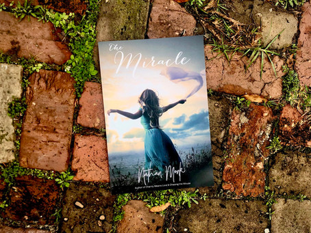 If you love the writing of Nathan Monk you are going to want to learn about The Miracle today