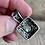 Thumbnail: Sterling silver abalone shell pendant