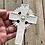 Thumbnail: Celtic wall hanging cross
