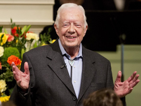 Former President Jimmy Carter admitted to hospital for brain surgery