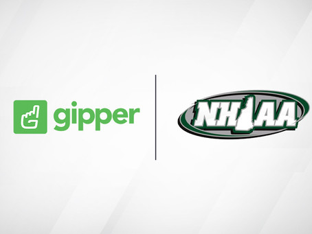 Gipper Signs Partnership to Become the Official Graphics Solution of the NHIAA