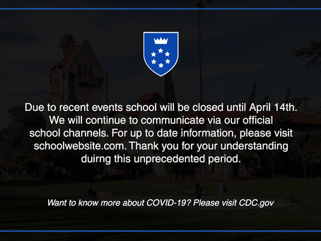 COVID-19: Your Role as a High School Athletic Director