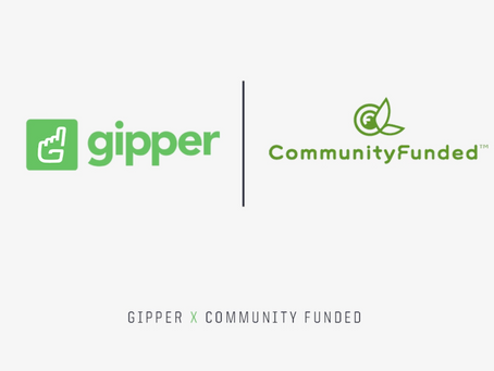 Gipper Partners with Community Funded to Help Schools Maximize Social Media for Fundraising