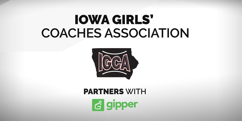 Gipper / IGCA Partnership Announcement Graphic