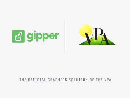 Gipper Signs Partnership to Become the Official Graphics Solution of the VPA