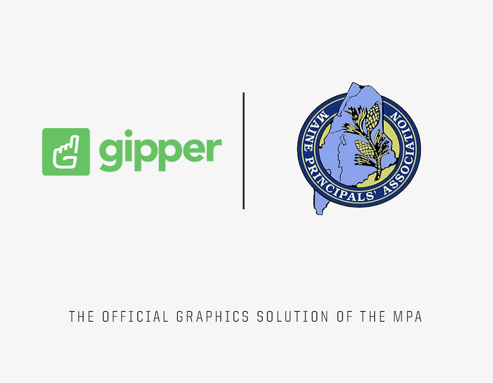 Gipper and MPA partnership graphic.