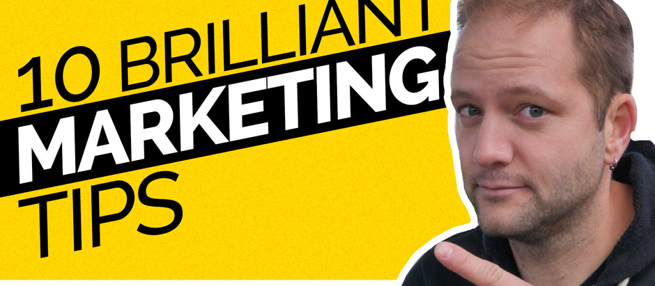 10 Marketing Tips to Save Your Business