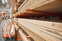 Sélection de bois chez Quincaillerie mag