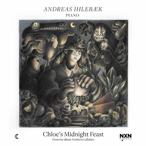 Chloe's Midnight Feast - Singel cover .j