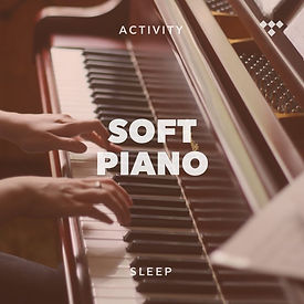 Soft Piano, Tidal, Come Summer.jpg