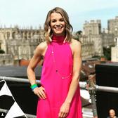 Julie Montagu Royal Wedding for NBC today show