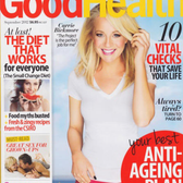 Good Health Australia- Carrie Bickmore
