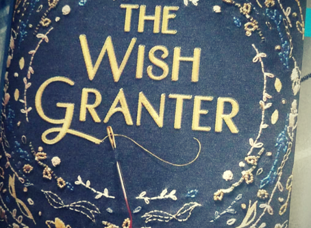 BOOK REVIEW: The Wish Granter by C.J. Redwine
