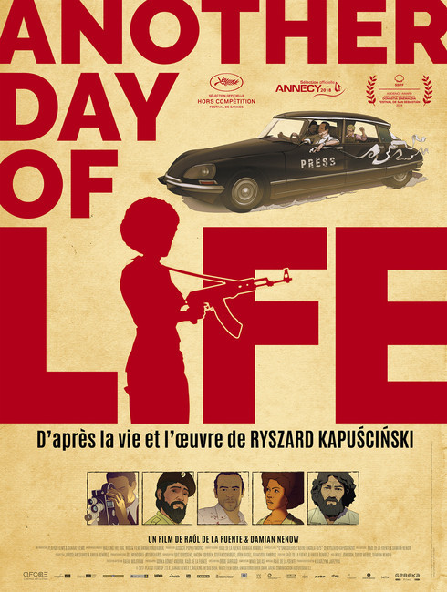 "Projection à LYON de ""ANOTHER DAY OF LIFE"""