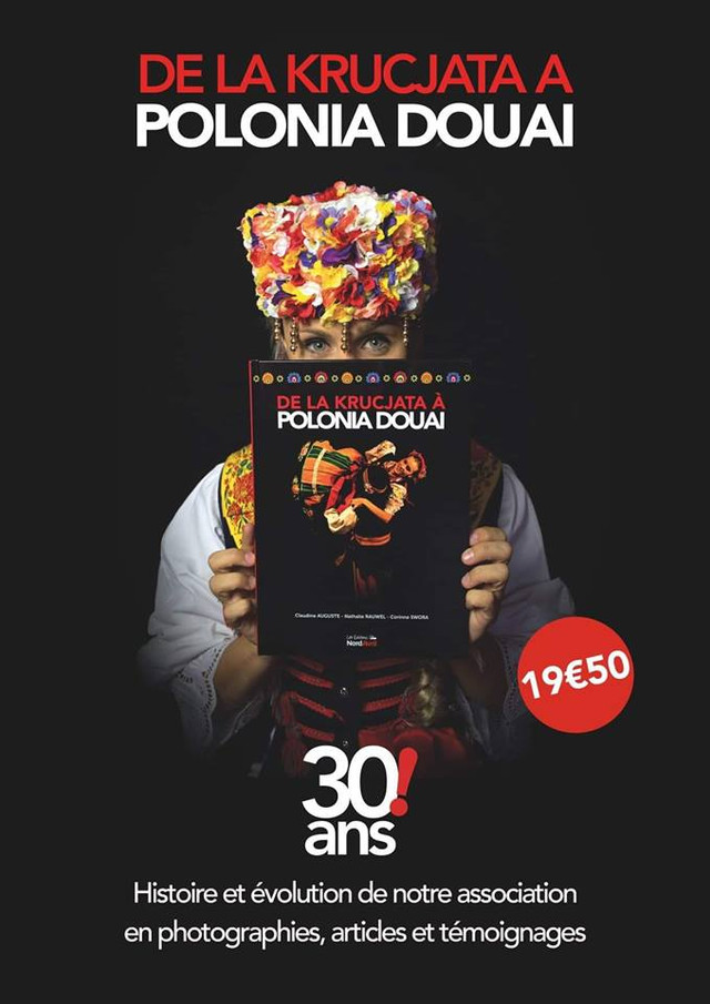 30 ans de POLONIA DOUAI (le livre)