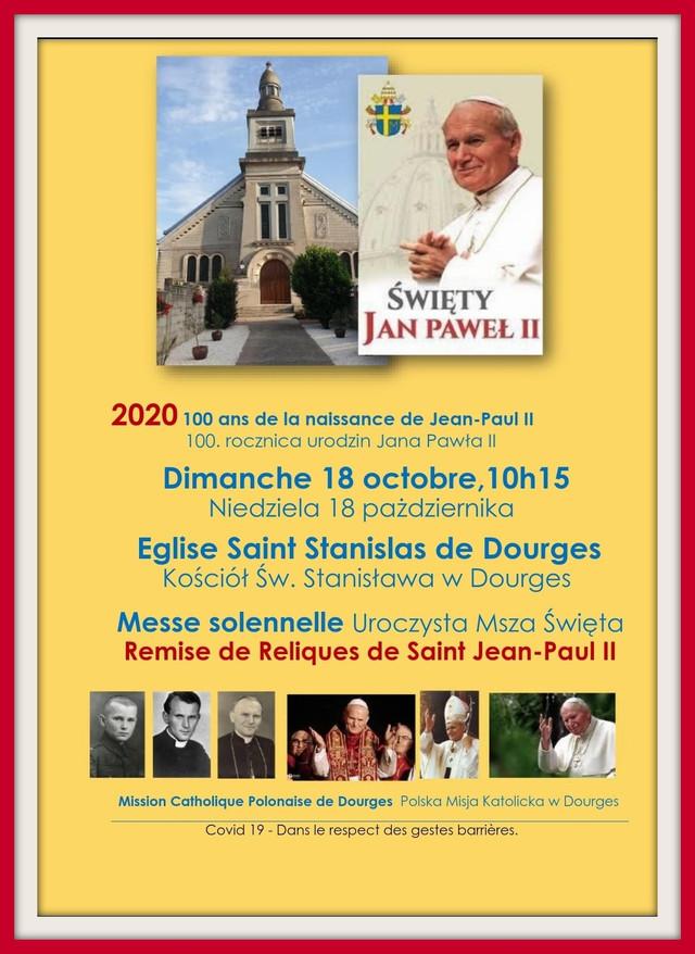 Dimanche 18 octobre 2020 événements à DOURGES et à NICE