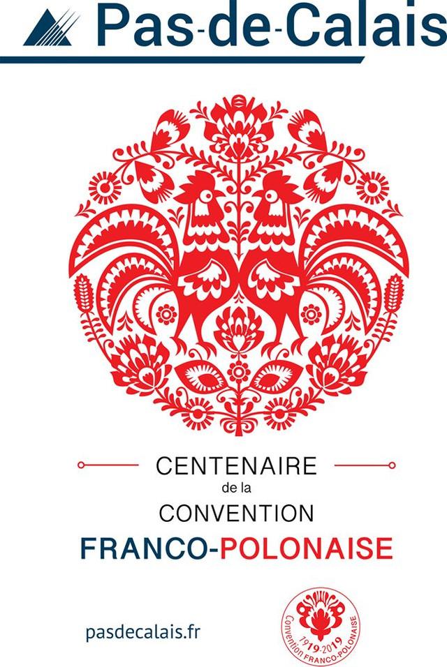 Le PAS-DE-CALAIS vous invite à célébrer le centenaire de la CONVENTION FRANCO-POLONAISE (cliquez sur