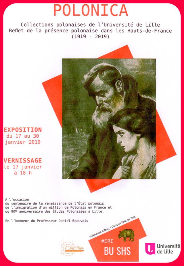 Exposition POLONICA Université de LILLE