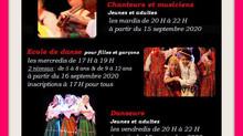 l'Ensemble Folklorique Polonais WIELICZKA recrute