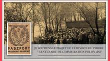 """""""CENTENAIRE DE L'IMMIGRATION POLONAISE"""""""