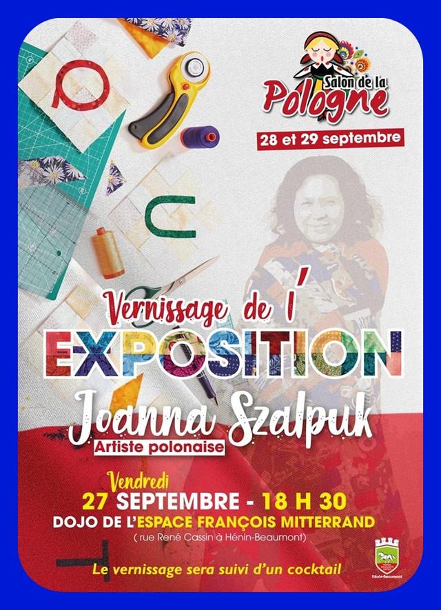 Hénin-Beaumont les 27, 28 et 29 septembre 2019