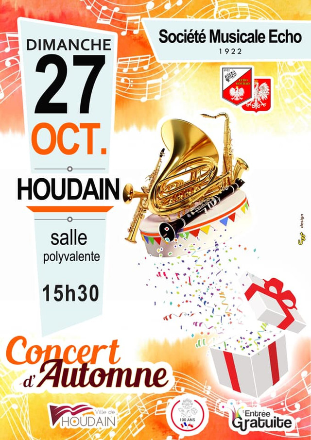 ECHO vous invite à HOUDAIN le 27 octobre