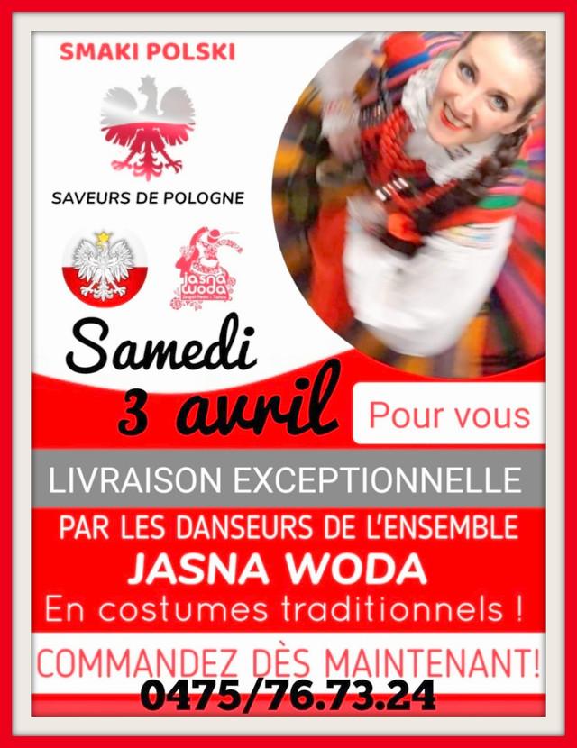 Pour nos amis de la Polonia de Belgique (cliquez sur l'affiche)