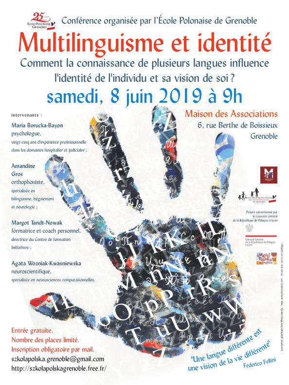 Conférence organisée par l'école Polonaise de Grenoble