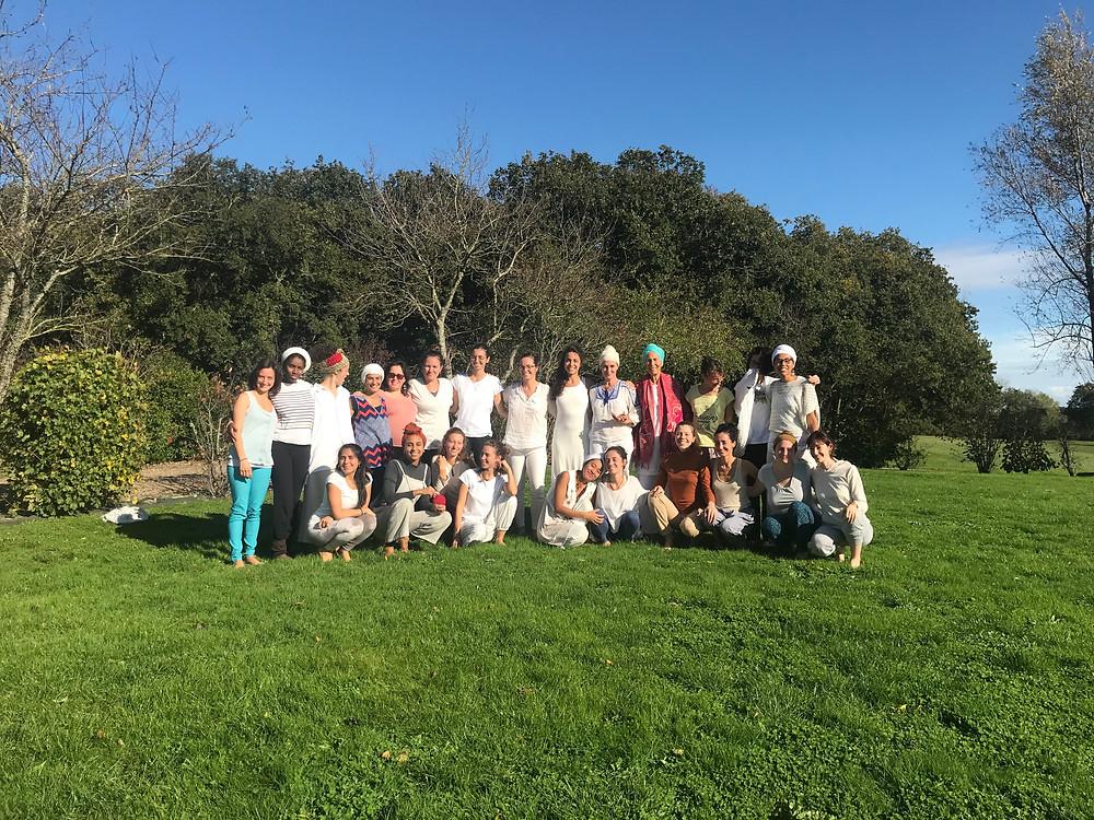 Formation de l'École de Yoga Doula - 2020