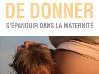 Dédicace et présentation du livre de Claire Beaugé - Le plaisir de donner.