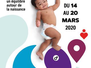 5eme semaine nationale du Réseau Né-Sens