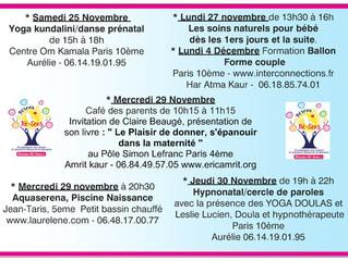 Semaine Nationale Du Réseau Né-Sens