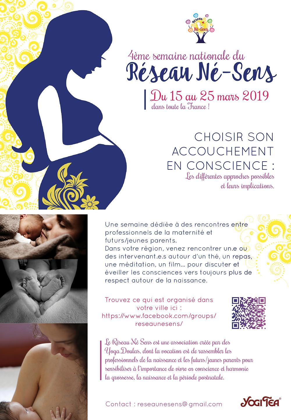 Rencontre Film/débat Samedi 23 mars de 19h à 22h Centre Yoga Vision 66 rue de la Fontaine au Roi 75011 PARIS invitées: