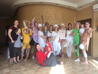 Formation YOGA-DOULAS Russie