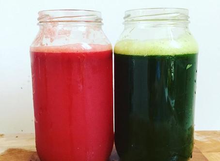 Juice feasting for optimal health and reversing disease
