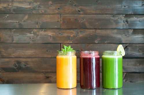 30-day juice feast guide