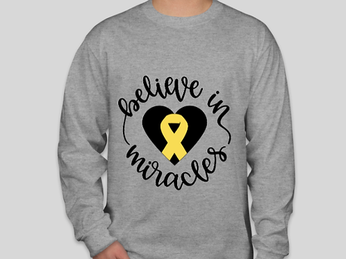 Childhood Cancer Collection Long Sleeve