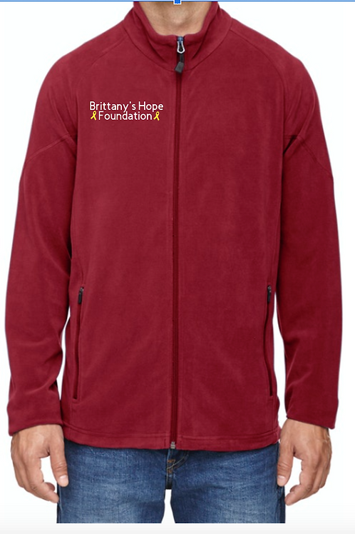 Brittany's Hope Foundation Full Zip Fleece