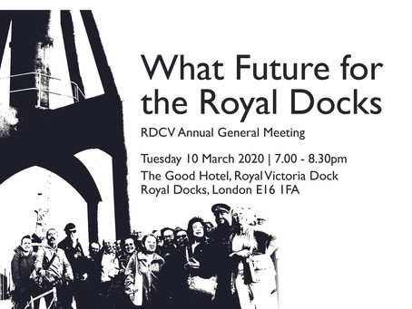 What future for the Royal Docks
