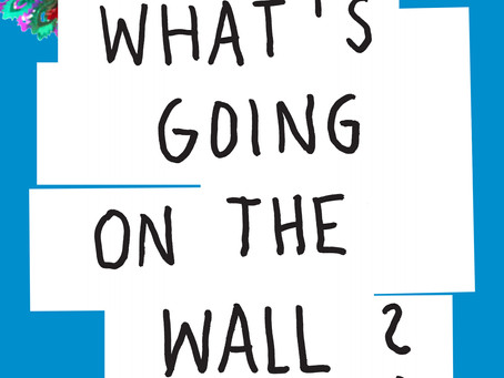 What's going on the wall?